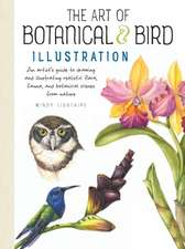 Art of Botanical & Bird Illustration