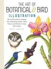 The Art of Botanical & Bird Illustration
