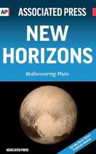 New Horizons:  Rediscovering Pluto