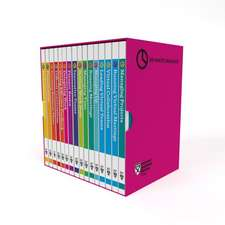 Harvard Business Review 20-Minute Manager Ultimate Boxed Set (16 Books)