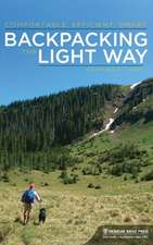 Backpacking the Light Way