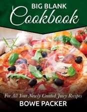 Big Blank Cookbook
