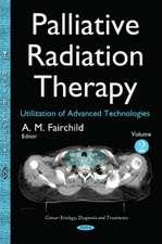 Palliative Radiation Therapy