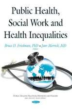 Public Health, Social Work & Health Inequalities