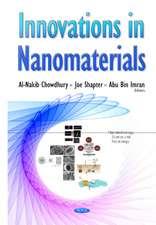 Innovations in Nanomaterials