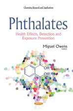 Phthalates: Health Effects, Detection & Exposure Prevention