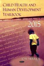 Child Health & Human Development Yearbook 2015