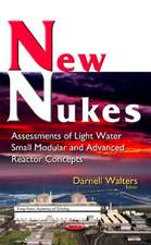 New Nukes: Assessments of Light Water Small Modular & Advanced Reactor Concepts