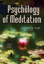 Psychology of Meditation