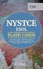 NYSTCE ESOL (116) Flash Cards