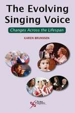 Evolving Singing Voice