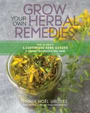 Grow Your Own Remedies: How to Create a Customized Herb Garden to Support Your Body's Health and Well-Being