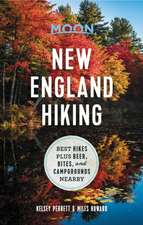 Moon New England Hiking (First Edition)