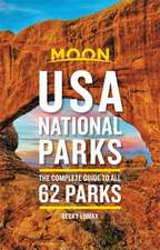 Moon USA National Parks (Second Edition)