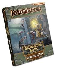 Staff, P: Pathfinder Abomination Vaults Pawn Collection (P2)