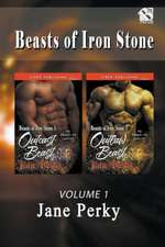 Beasts of Iron Stone, Volume 1 [outcast Beast: Outlaw Beast] (Siren Publishing Classic Manlove)