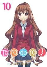 Toradora! (Light Novel) Vol. 10