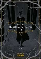 Girl from the Other Side: Siuil, a Run Vol. 10