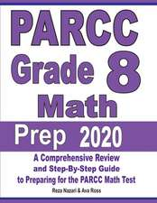 PARCC Grade 8 Math Prep 2020
