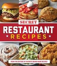 Favorite Restaurant Recipes