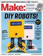 Make: Volume 55