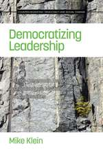 Democratizing Leadership