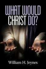 What Would Christ Do? (Hc):  Practices and Possibilities (Hc)