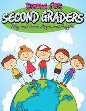 Books for Second Graders:  Play and Learn Mazes and Puzzles