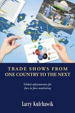 Trade Shows From One Country To The Next
