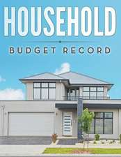 Household Budget Record
