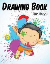 Drawing Book for Boys:  Naughty But Nice Puzzles