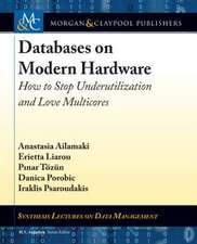 Databases on Modern Hardware