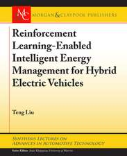 Reinforcement Learning-Enabled Intelligent Energy Management for Hybrid Electric Vehicles
