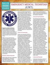 EMT- Emergency Medical Technician (Speedy Study Guides):  Legacy of Dreams, Book III