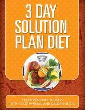 3 Day Solution Plan Diet