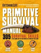 The Primitive Survival Manual
