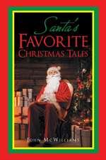 Santa's Favorite Christmas Tales