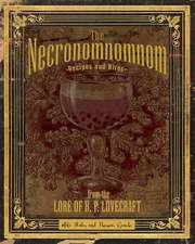 The Necronomnomnom – Recipes and Rites from the Lore of H. P. Lovecraft