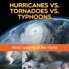 Hurricanes vs. Tornadoes vs Typhoons