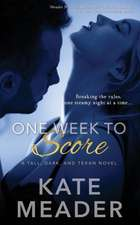 One Week to Score
