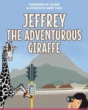 Jeffery the Adventurous Giraffe