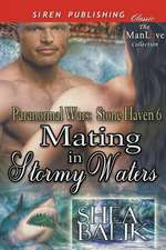 Mating in Stormy Waters [Paranormal Wars