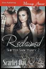 Reclaimed [Shifter Sanctuary 2] (Siren Publishing Menage Amour)