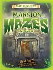 Mansion of Mazes:  Be a Hero! Create Your Own Adventure to Capture a Cunning Thief