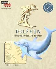 IncrediBuilds Animal Collection: Dolphin