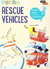 IncrediBuilds Jr.: Stackables: Rescue Vehicles