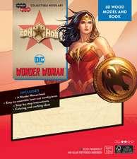 IncrediBuilds: IncrediBots: DC Comics: Wonder Woman