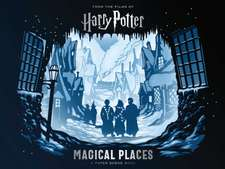 Harry Potter: Magical Places: A Paper Scene Book