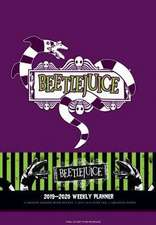 Insight Editions: Beetlejuice 2019-2020 Weekly Planner