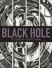 Fantagraphics Studio Edition: Charles Burns' Black Hole